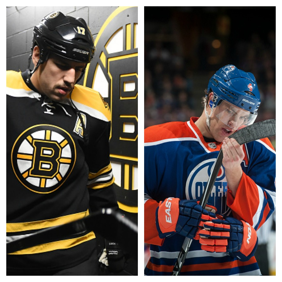 Goodbye Hall/Nuge, Hello Lucic?